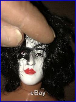 Vintage Mego KISS Action figure Doll Set 1978 Aucoin All 4 Ace Peter Gene Paul