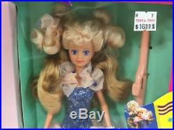 Vintage Style Magic Skipper Barbie Whitney Christie Set of all 4 NRFB 1988 Mint