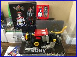 Voltron Mattel Matty Collector Set ALL 5 Lions and ALL 5 Figures with SVEN New