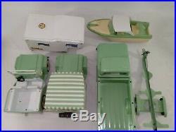 WOW 1963 TONKA No2140 OUTDOOR LIVING SETNEAR MINTALL ORIGINAL & COMPLETE withBOX