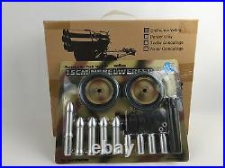 WWII Nebelwerfer Panzar Gray and Accessories Set All Metal 1/6th Scale by DID